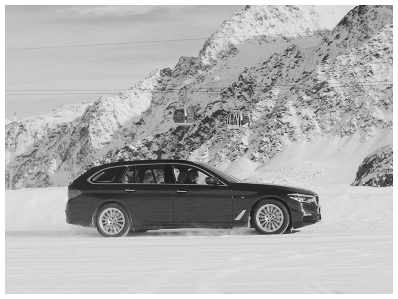 BMW Austria - Your Journey, 5er